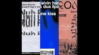 Calvin Harris - Nuh Ready Nuh Ready, One Kiss, Promises (Official Instrumentals)