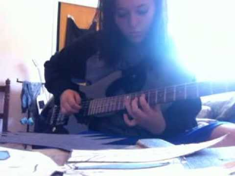 || My Blue Heaven / Taking Back Sunday (guitar cover) ||