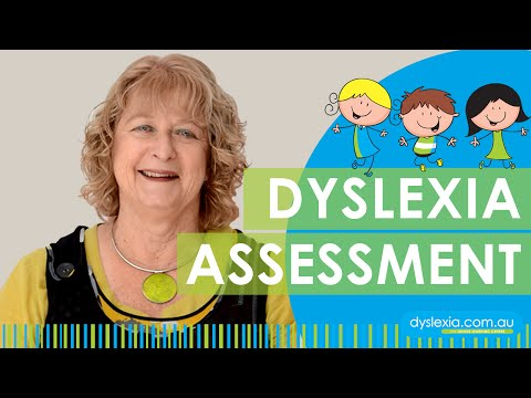 dyslexia Assessment