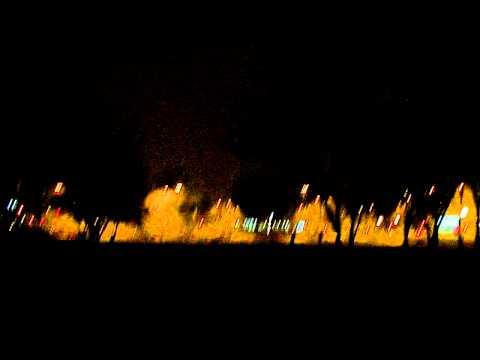 Fireworks in Croatia New Year 2012 rocket no. 7