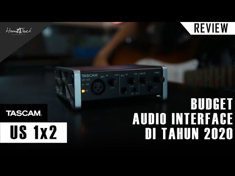 Tascam US 1x2 [] Quick Review - INDONESIA