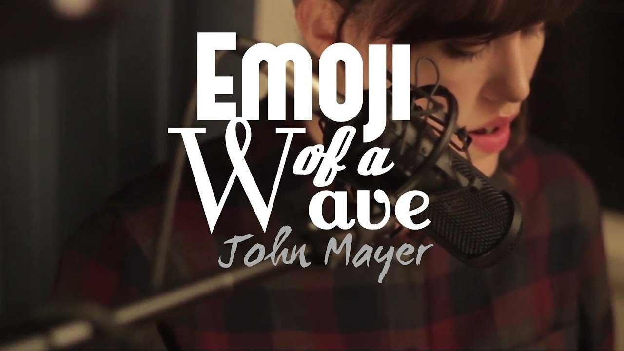 Emoji of a wave john mayer ukulele cover with chords emoji of a wave john mayer ukulele cover with chords hexwebz Image collections