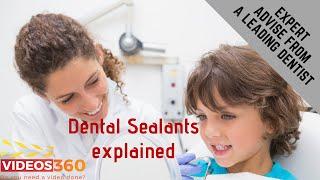 Now Trending - Dental Sealants explained by Dr. Sona Isharani