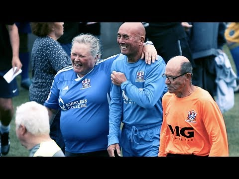 Walking Football Tournament- I Wish I'd Tried