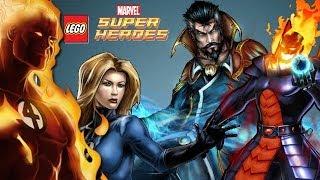 LEGO: Marvel Super Heroes - Stranger Danger (FREE ROAM)