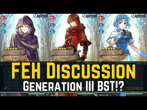 These Stats are Fantastic! Heroes Breakdown ft. Peeps! | Beyond Darkness Banner 【Fire Emblem Heroes】