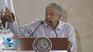 Que nadie se atreva a usar mi nombre, dice AMLO sobre elección en Puebla