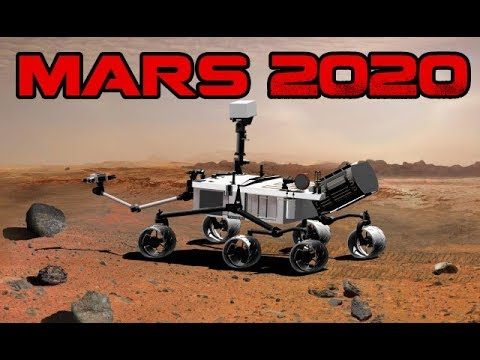 Le Rover Mars 2020 en Marche ! DNDE #36