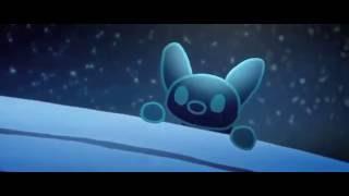 ВОДА - анимационный мультфильм про котенка
