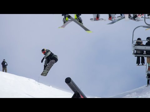 FIS ANC Snowboard Slopestyle Finals Presented By Cardrona Alpine Resort