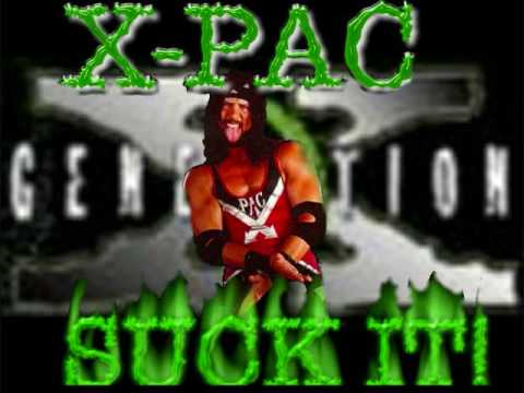 X Pac DX Theme