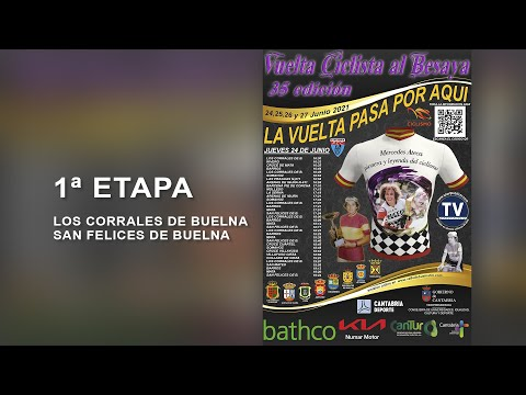 1º ETAPA - 35 VUELTA CICLISTA AL BESAYA - JUNIOR