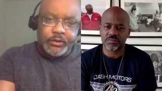 Damon Dash speaks on negative imagery of BET Hip-hop Awards