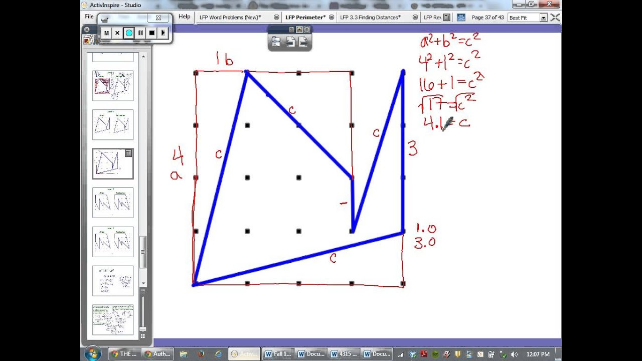 misconceptions on how to find area and perimeter Learn more at mathanticscom visit for more free math videos and additional subscription based content.