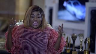 Funke Akindele Back To Work After Her New Born Babies