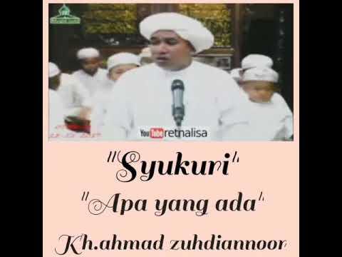 Kata Mutiara Guru Zuhdi