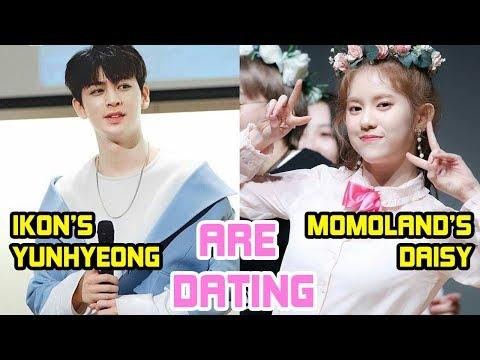 iKON's Yunhyeong And MOMOLAND's Daisy Are Dating? YG Respond? Mp3