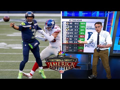 NFL 2020 Week 13 recap: Giants stun Seahawks; Steve Kornacki on playoff picture | NBC Sports