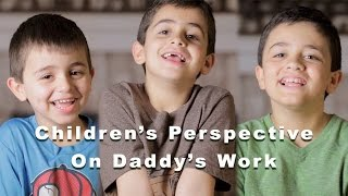 Kids Perspective About Daddy