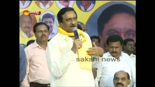 With  police support we will dominate YSRCP : KR Krishnamurthy