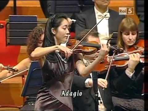 Max Bruch: Violin Concerto n. 1 op. 26 - Akiko Suwanai (諏訪内 晶子)