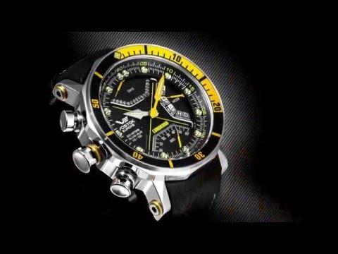 Vostok-Europe Watch Design in Vilnius, Lithuania