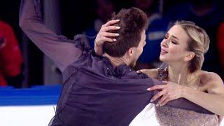 Виктория Синицина и Никита Кацалапов выигрывают золото китайского этапа! Произвольный танец. Танцы