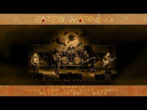FATES WARNING  Firefly  2018  Album Track