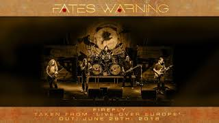 FATES WARNING – Firefly (Live 2018 / Album Track)