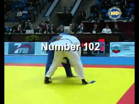 JUDO 2004 Super World Cup Moscow: BEST IPPONS!