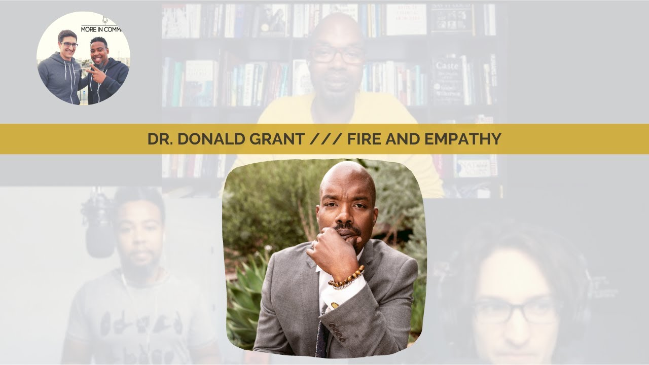 Dr. Donald Grant/// Fire and Empathy /// Season5:E120