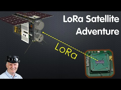 Transfer A LoRa Message Through Space To My PC Before 2020?