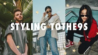 Styling tothe9s In My Clothing // Unisex Outfit Ideas ✨ Imdrewscott