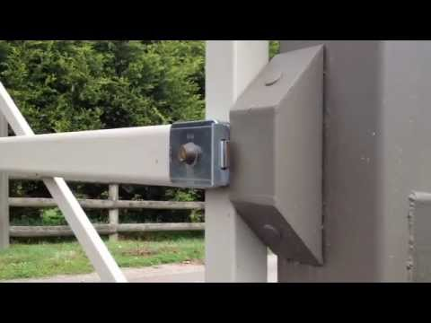 Faac V90 Automatic Electric Gate Lock Global Access