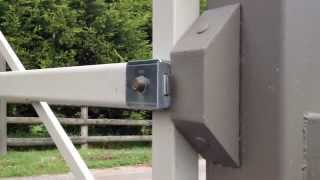 Faac V90 Automatic Electric Gate Lock - Global Access Systems