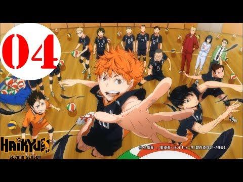 Haikyuu Season 2 Ep 4 English Dub