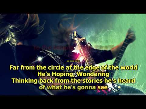 Temple Of The King - Rainbow (Karaoke) HD
