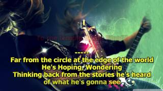 Temple Of The King Rainbow Karaoke HD