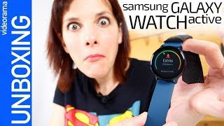 Samsung Galaxy Watch Active -¿ESTRESADA YO....?