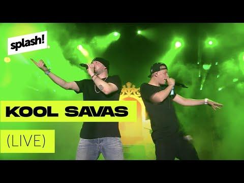 Kool Savas live @ splash! 18