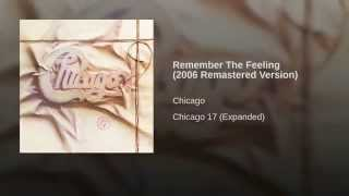 Remember The Feeling (2006 Remastered Version)