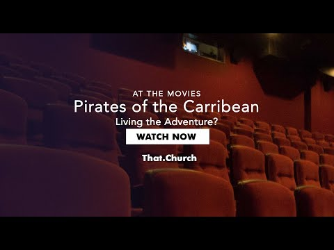 At the Movies - Pirates of the Caribbean