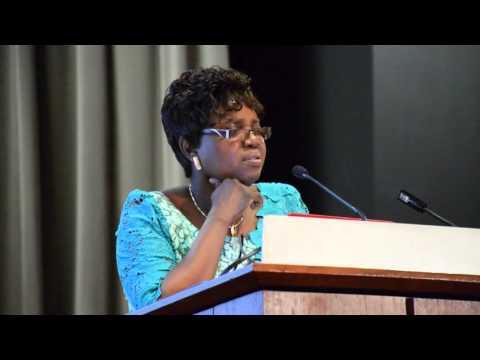 Keynote Address - 2016 Africa Conference