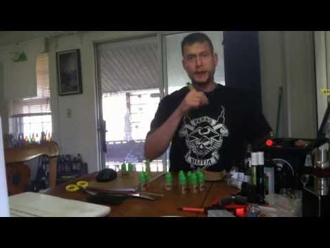 Adirondack Vapor Eliquid Juice Review