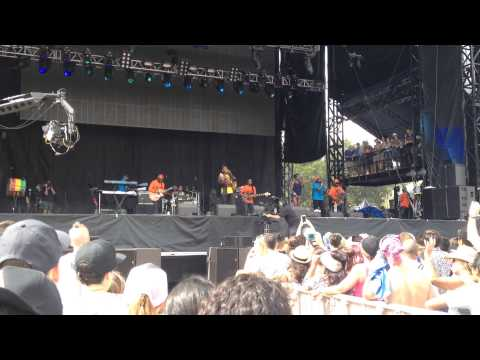Jimmy Cliff performance at Austin City Limits Festival 10/10/14
