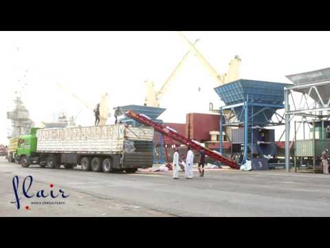 Iraq, Basra | Lack of services in Umm Qasr port.