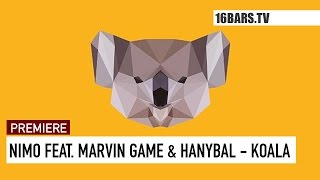 Nimo feat. Marvin Game & Hanybal - Koala // prod. by Morten (16BARS.TV)