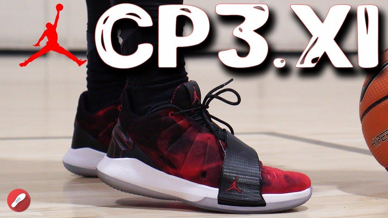 a52c1e714968cb Jordan CP3.11 (XI) Performance Review! - YouTube