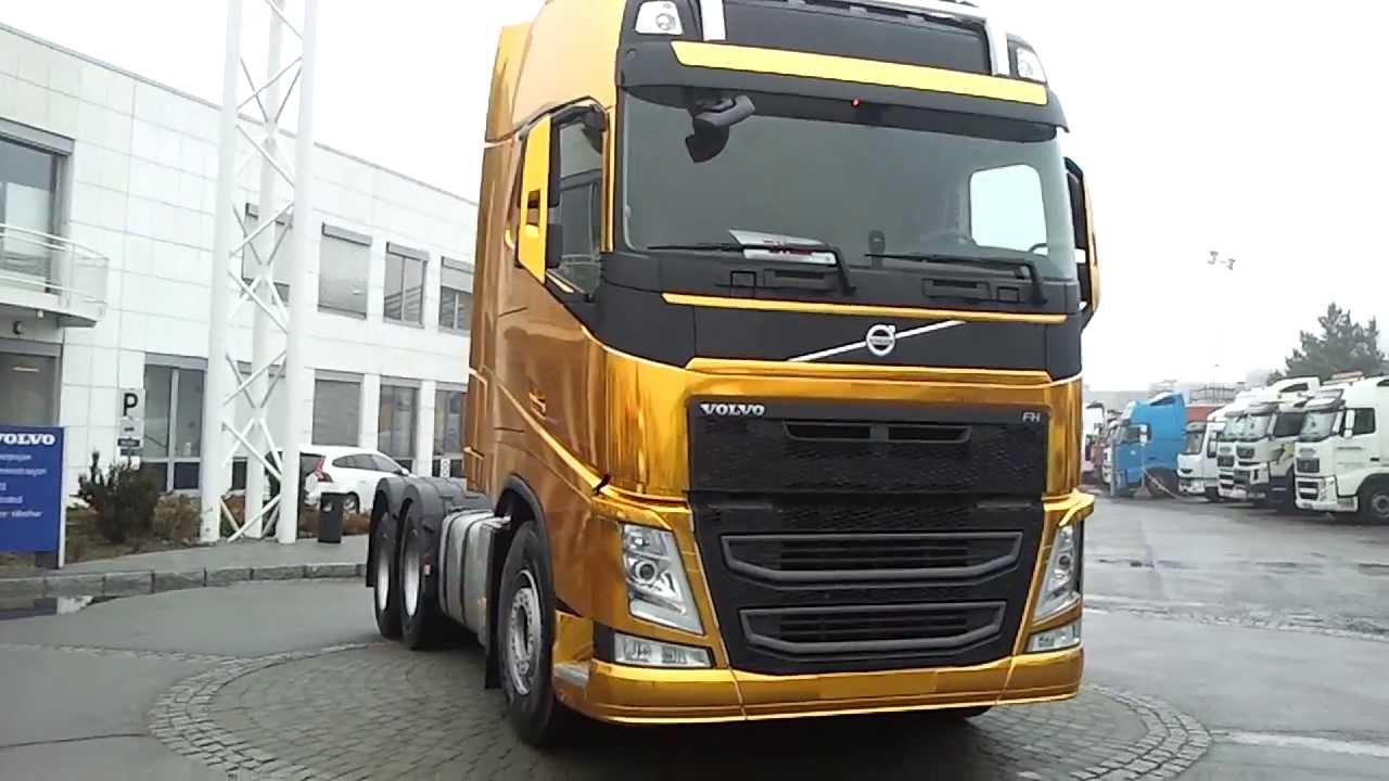 Volvo Fh Dubai Edition 2013 Youtube