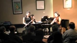 Ensemble Liri X'mas Concert 2011@ 恵比寿アートカフェフレンズ ディ...